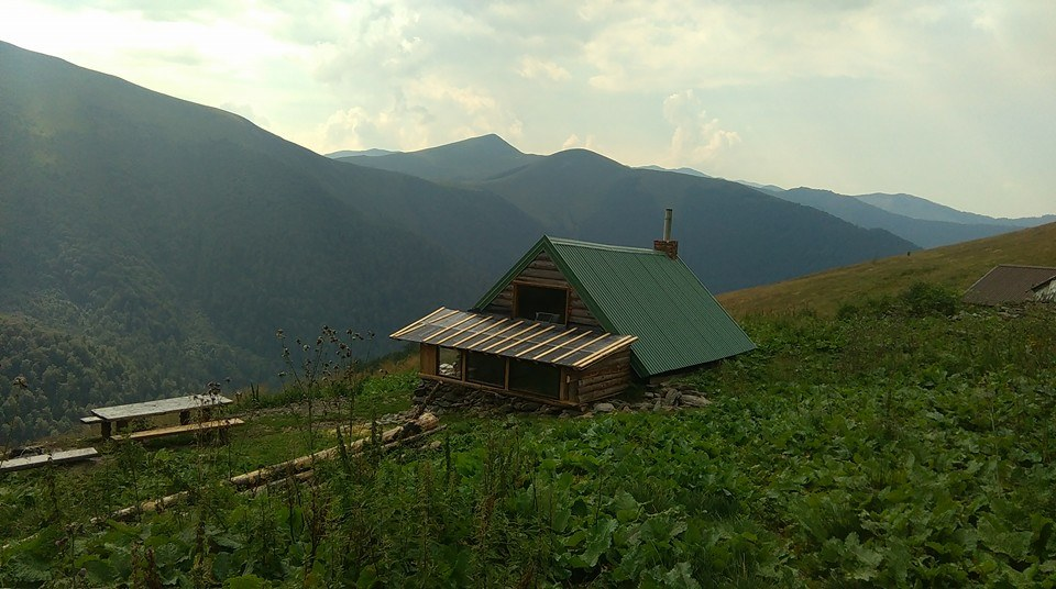 Planinska kuća Golica
