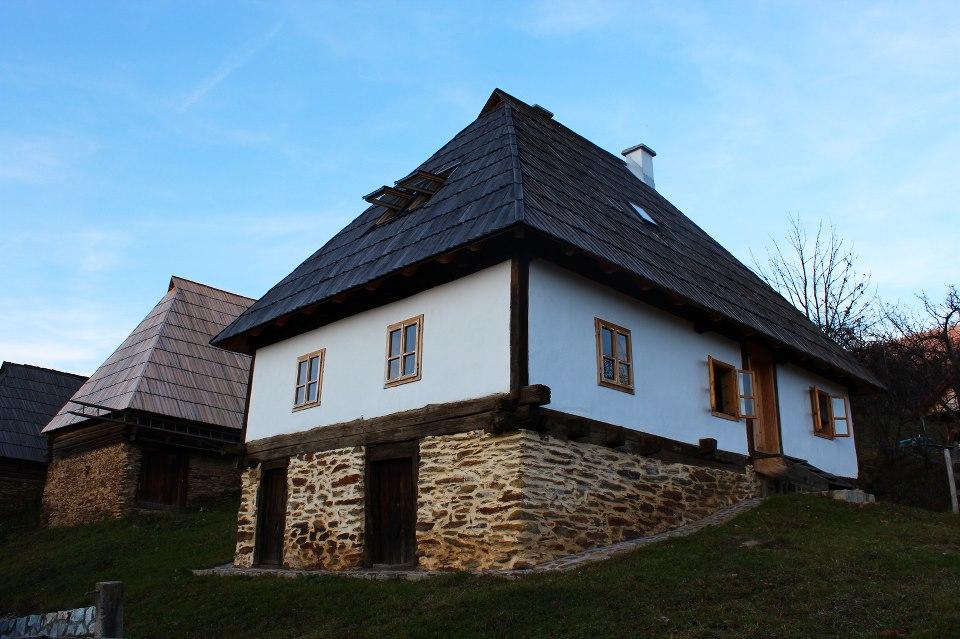Ruralna kuća Obojak