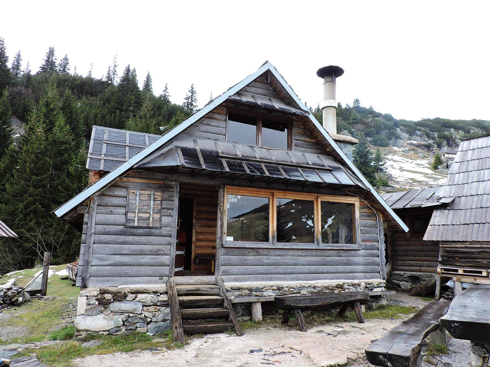 Koliba Prokosko jezero